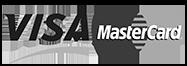 Visa & MasterCard