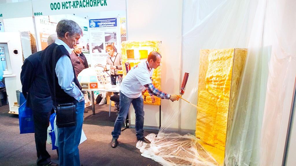 POLYNOR на выставке в Красноярске с 16 по 19 мая