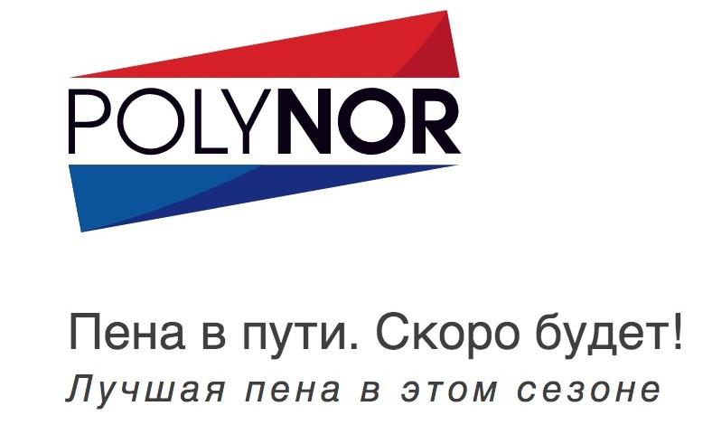 Монтажная пена POLYNOR